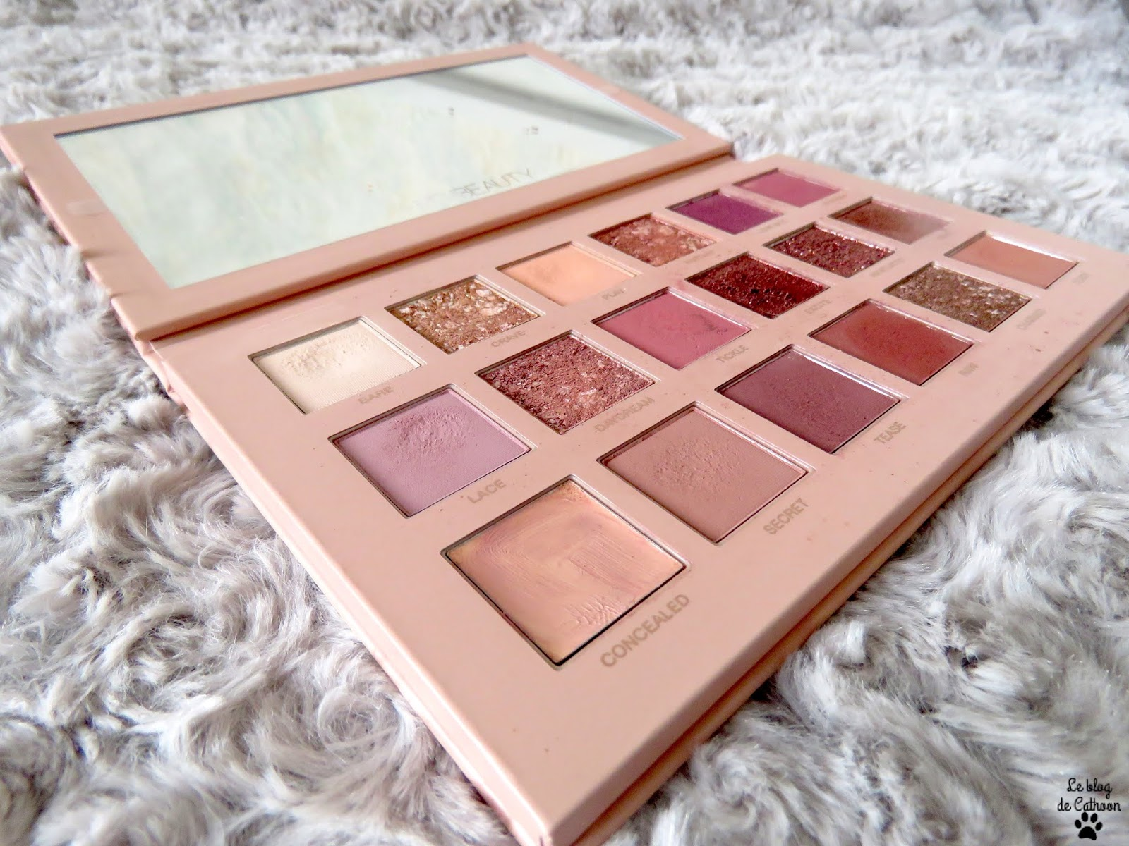 New Nude - Palette Fards à Paupières - Huda Beauty