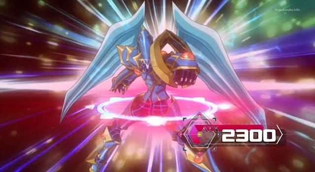 Yu-Gi-Oh! Vrains Episode 53 Subtitle Indonesia