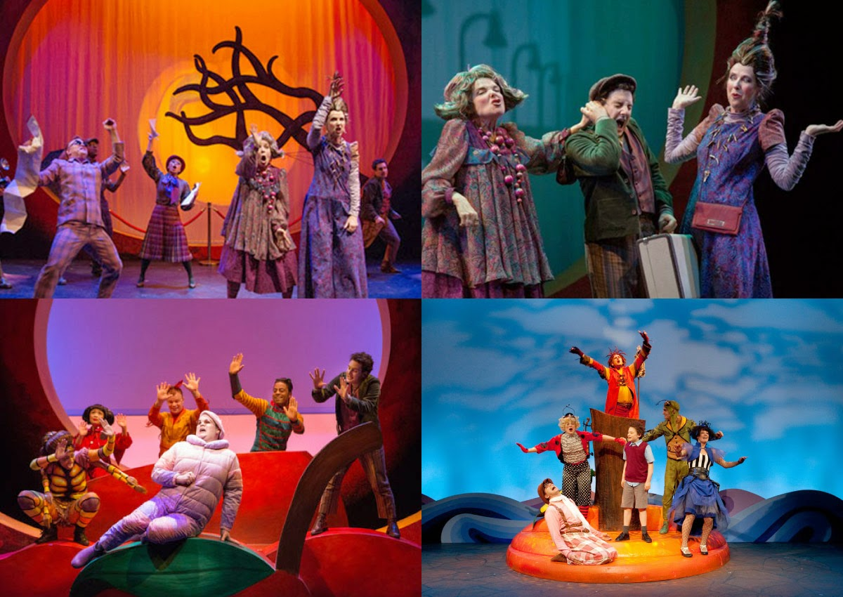 Jorge S Place James And The Giant Peach A Cd Review