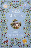 UK cover: Miss Austen by Gill Hornby