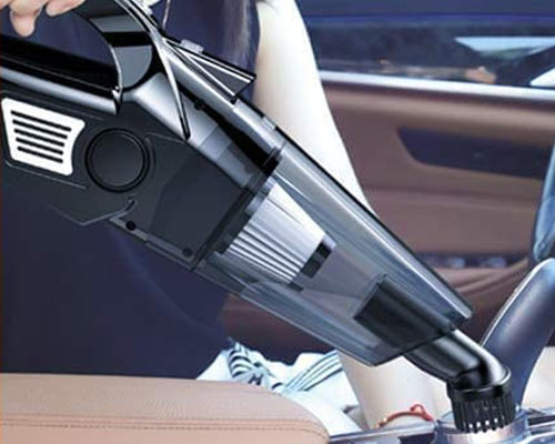 Best 2 in1 Car Vacuum Cleaner & Tyre Inflator