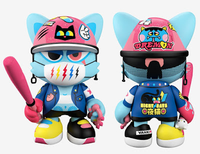 Dremon SuperJanky Vinyl Figure by TADO x Superplastic