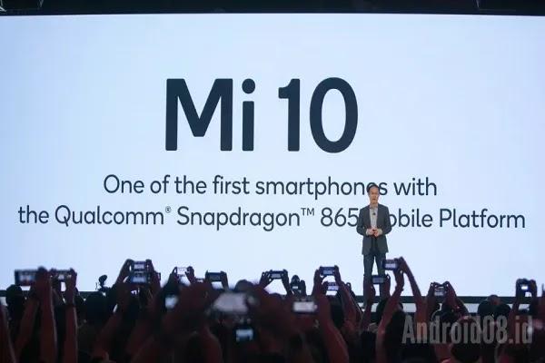 Spesifikasi dan harga Xiaomi Mi 10 dan Mi 10 Pro