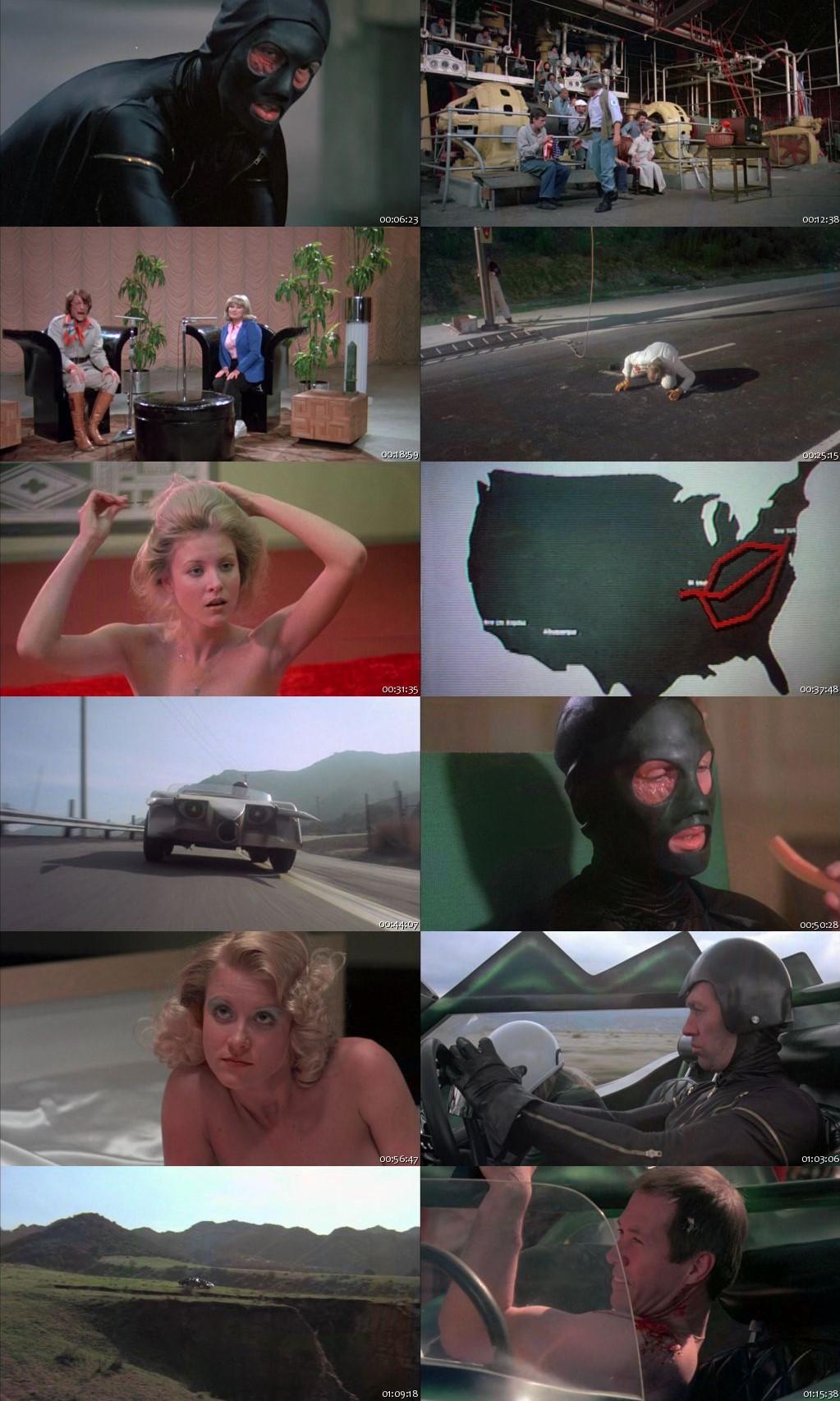Death Race 2000 (1975) Full Movie Online Watch BRRip 480p Dual Audio 300Mb