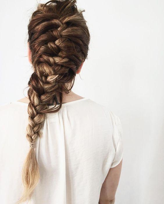 peinados fáciles recogidos
