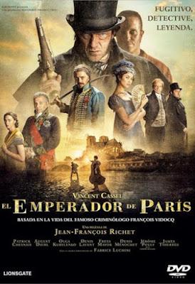 descargar El emperador de París en Español Latino
