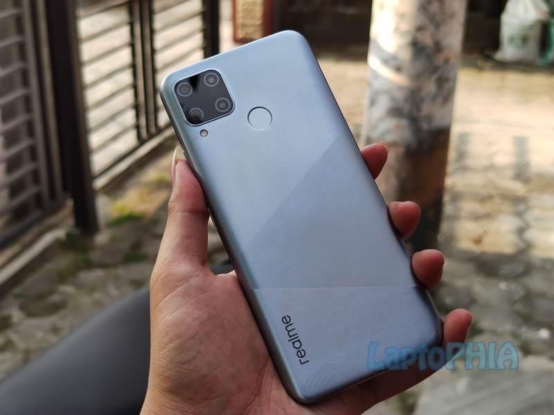 Benchmark AnTuTu Realme C15 Bertenaga MediaTek Helio G35