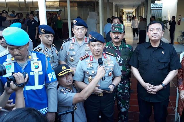 Kapolri Tito Karnavian Jelaskan Penyebab Teroris Jaringan JAD Gila-gilaan Melakukan Aksi Mereka, Ternyata Karena ....