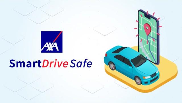 AXA SmartDrive Safe Motor Insurance