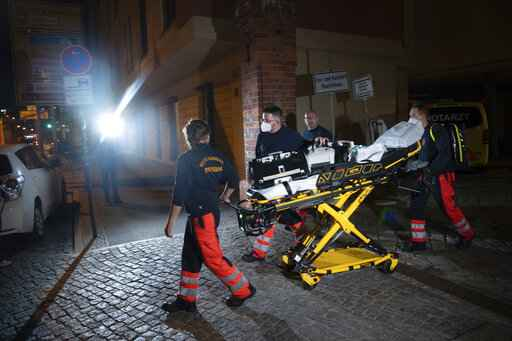 Four People Killed and a serious Injured at German Hospital for People With Disabilities in Potsdam
