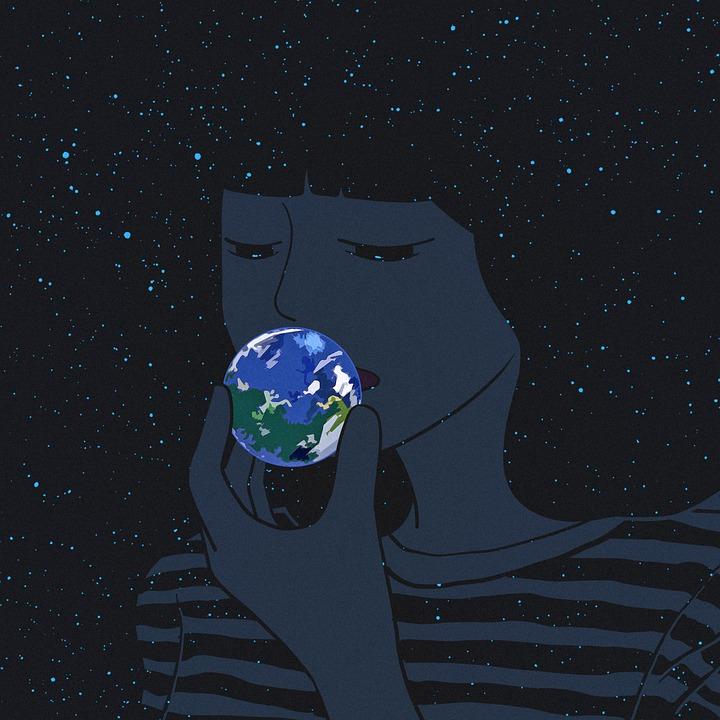 Seu Mundo Gira em Torno do Seu Umbigo. Somos todos Egoístas