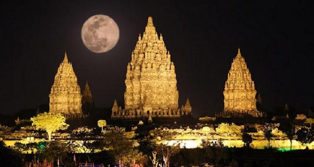 Buddha dari India itu masuk ke Kepulauan Indonesia?
