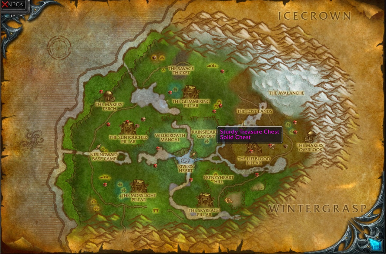 WoW Rare Spawns: Treasure Chests & Why you should be looking for them