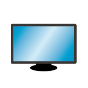 外部ディスプレイモニターにInput Not Supportedと表示されて画面が映らない