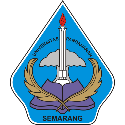 Cara Pendaftaran Online Penerimaan Mahasiswa Baru (PMB) Universitas Pandanaran (Unpand) Semarang - Logo Universitas Pandanaran (Unpand) Semarang PNG JPG