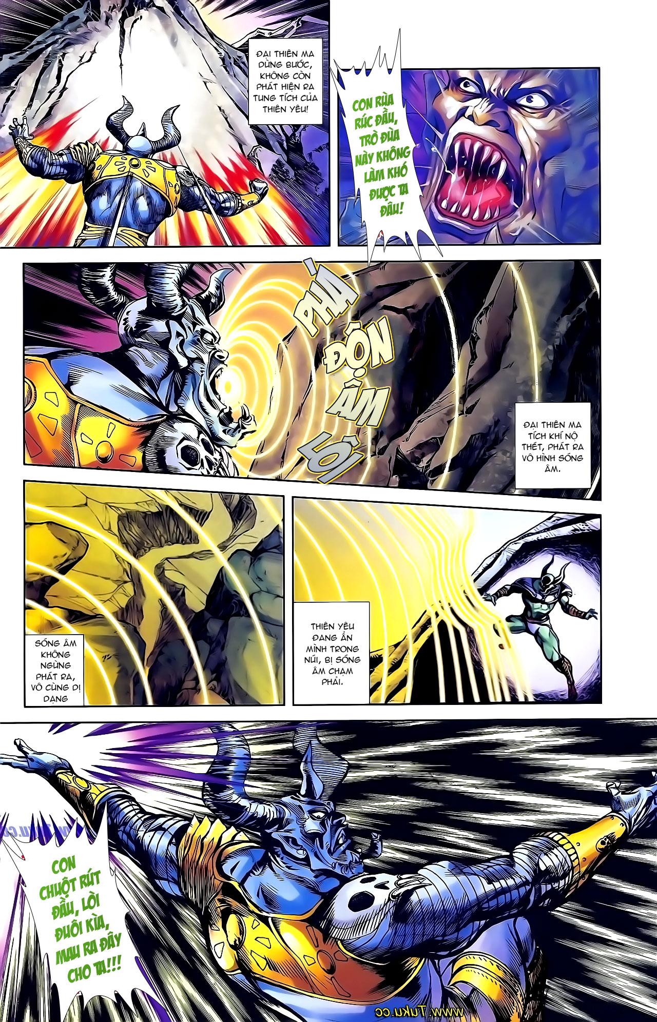 Cơ Phát Khai Chu Bản chapter 136 trang 28