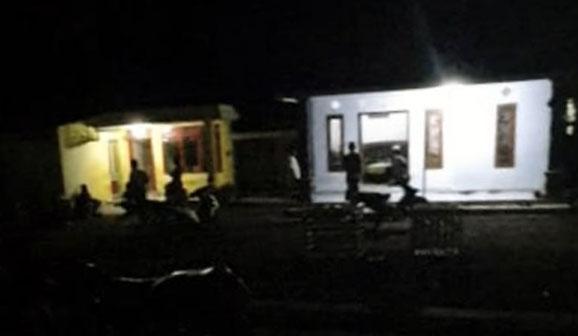situasi dan kondisi rumah korban saat kejadian
