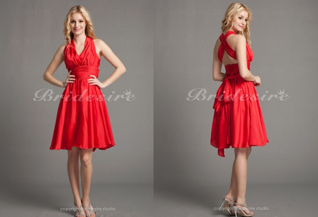Red homecoming dress online