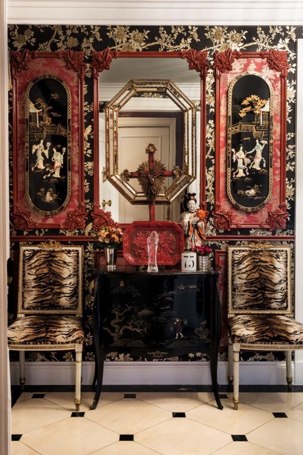 Conheça o apartamento do casal Bruno Astuto e Sandro Barros