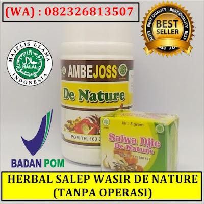 JUAL DI Palembang SALEP WASIR DE NATURE (TANPA OPERASI)