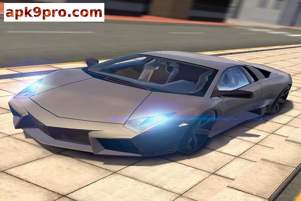Extreme Car Driving Simulator v5.0.7 Apk + Mod (File size 53 MB) for android