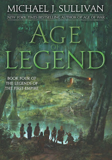 Review of Age of Legend by Michael J. Sullivan