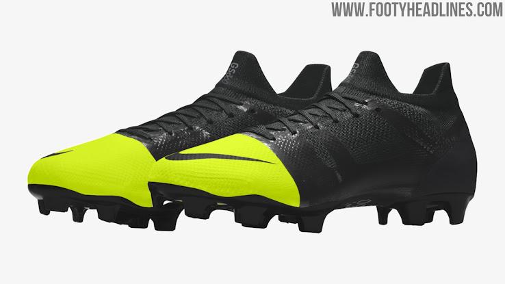 varietà di stili del 2019 qualità incredibile 100% genuino Nike Mercurial GS 360 iD Boots Launched - Still Available - Footy ...