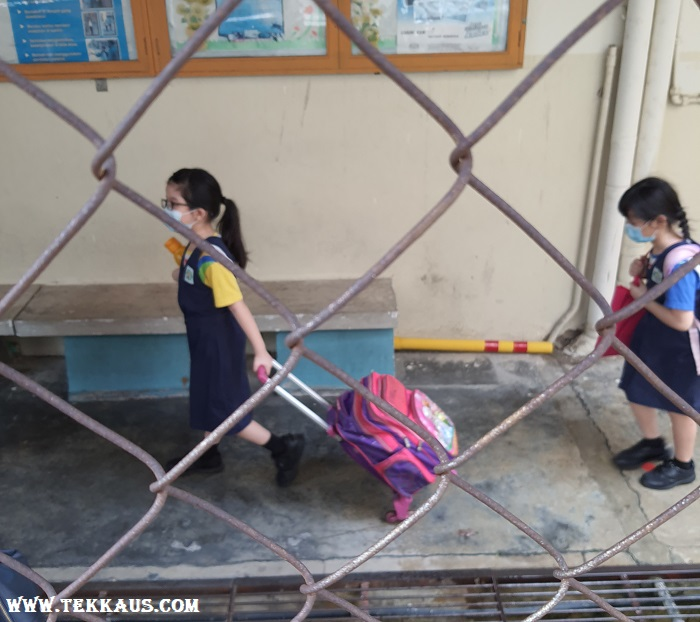 Children Returning To School After Covid-19 Lockdown