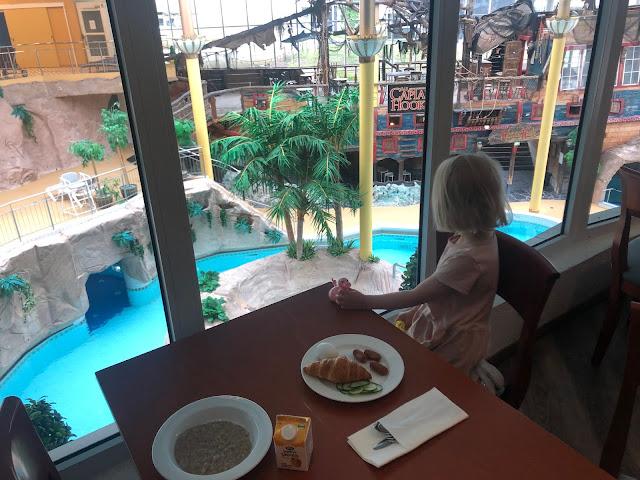 Holiday Club Caribia aamiainen
