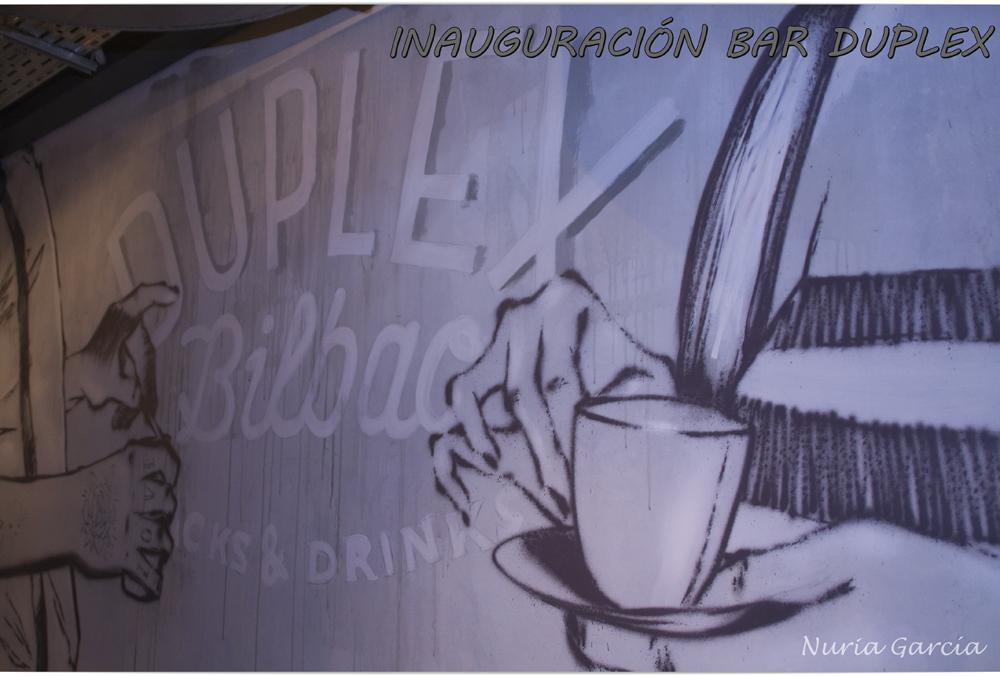 Inauguración Bar Duplex