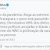 É mentira que lockdown levou morador de Araraquara a comer gato