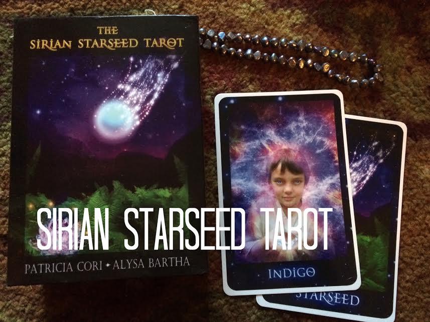 Starseed Tarot & Oracle Decks | Fixed Stars