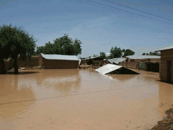 the flood in bauchi