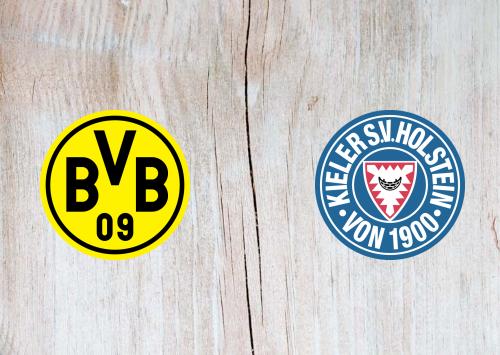 Borussia Dortmund vs Holstein Kiel -Highlights 01 May 2021