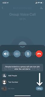 WhatsApp testing FaceTime-Like Call Interface