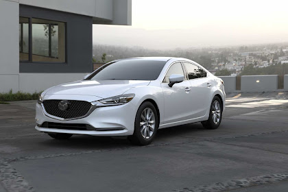 2021 Mazda MAZDA6 Review, Specs, Price