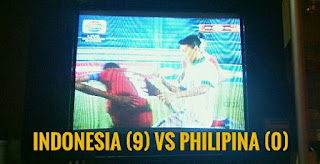 indonesia vs Philipina