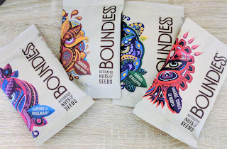Boundless activated nuts and seeds