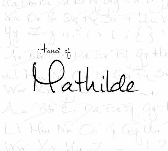 Mathilde Handwritten Script Font Free Download - Free Script Fonts