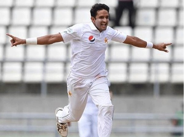 Mohammad Abbas's excellent performance, included in top-third ballers in the test