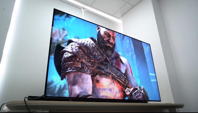 شاشة إل جي C9 OLED Series