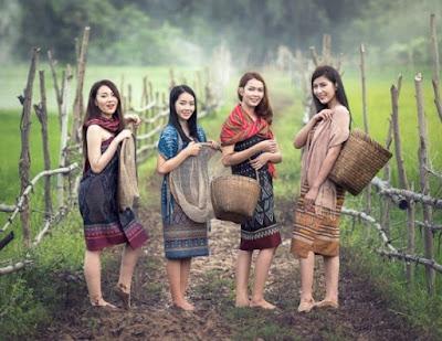 Mata Pencaharian Penduduk Negara Thailand