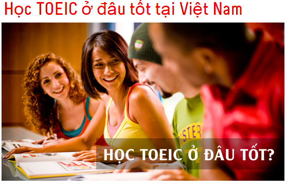 Testexpert - TOEIC Where Possible In Vietnam