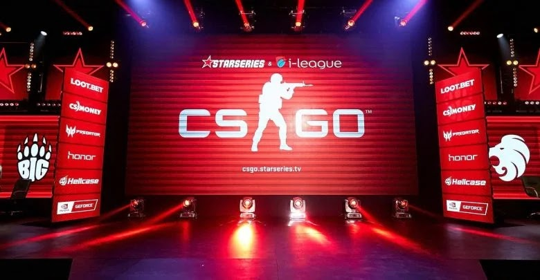 How many people play Counter-Strike: GO globally