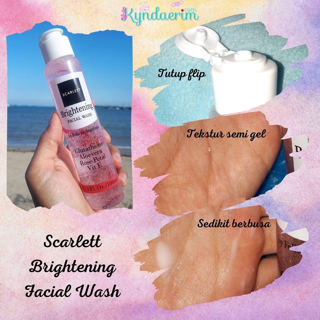 Face Care Scarlett Facial Wash