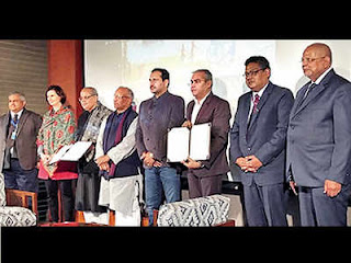 Bihar signed MoU with UNEP