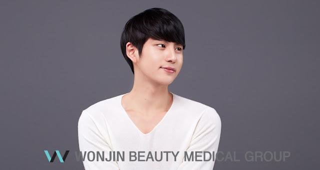 Nose Plastic Surgery in Korea For Man, Male Rhinoplasty Surgery Wonjin