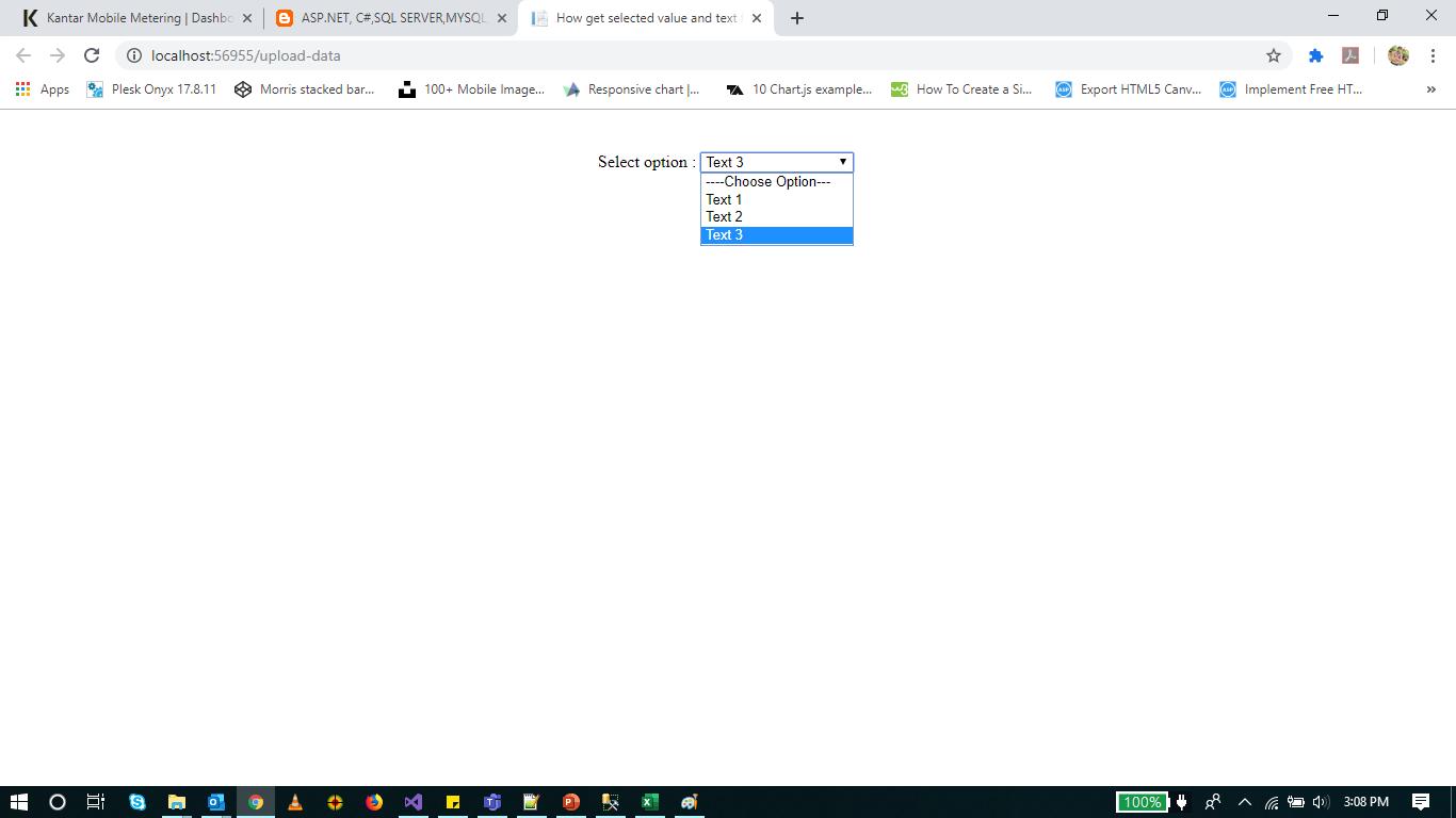 ASP NET, C#,SQL SERVER,MYSQL,PYTHON,HTML,JAVASCRIPT,JQUERY
