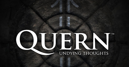 Quern - Undying Thoughts (Kickstarter Beta Release) Usability Review | Trials and Errors