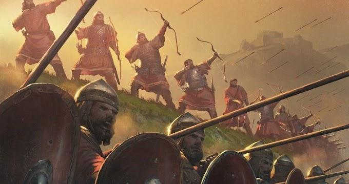 Η βυζαντινή μάχη των Θερμοπυλών. Πραγματικός των βαρβάρων αφανισμός